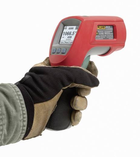 Fluke 568EX Infrarot-Thermometer Optik 50:1 -40 bis +800 °C Kontaktmessung Kalibriert nach: ISO