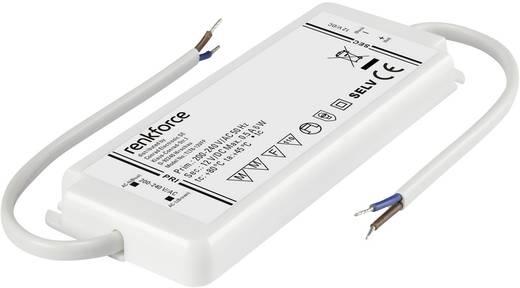 LED-Trafo Konstantspannung Renkforce 6 W 500 mA 12 V/DC