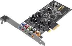5.1 interní zvuková karta Sound Blaster SoundBlaster Audigy FX PCIe x1 externí konektor na sluchátka