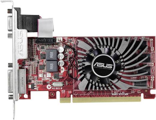 Grafikkarte Asus AMD Radeon R7 240 2 GB DDR3-RAM PCIe x16 DVI, VGA, HDMI™