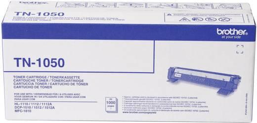 Brother Toner TN-1050 TN1050 Original Schwarz 1000 Seiten