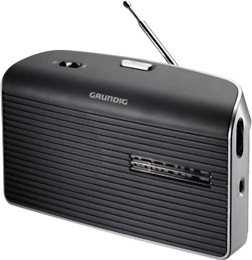 Grundig Music 60 Portable Radio, UKW, Schwarz