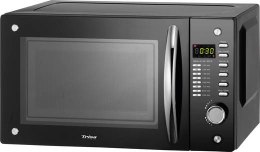 Mikrowelle 1000 W Timerfunktion Trisa Micro Pro