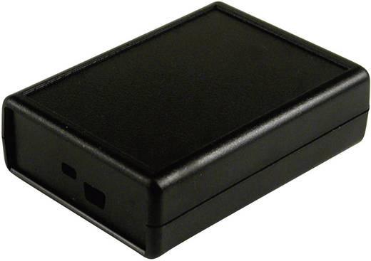 Freescale Freedom Gehäuse 92 x 66 x 28 ABS Schwarz Hammond Electronics 1593HAMFREE1BK 1 St.