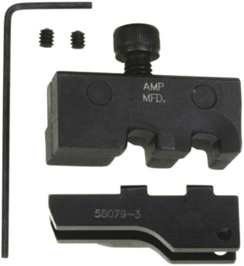 Matrize Schwarz 0.30 mm² 0.90 mm² TE Connectivity 58079-3 1 St.
