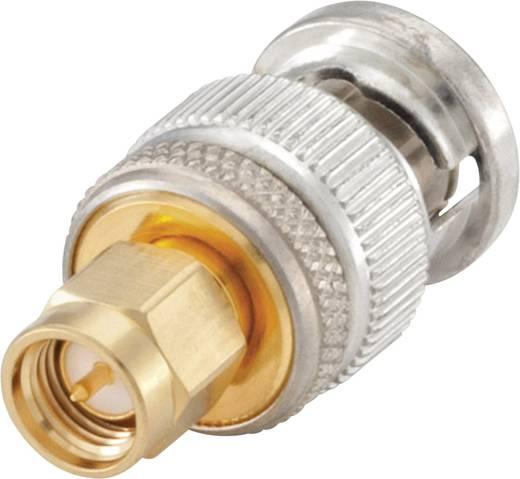 SMA-Adapter SMA-Stecker - BNC-Stecker Rosenberger 32S151-S00L5 1 St.