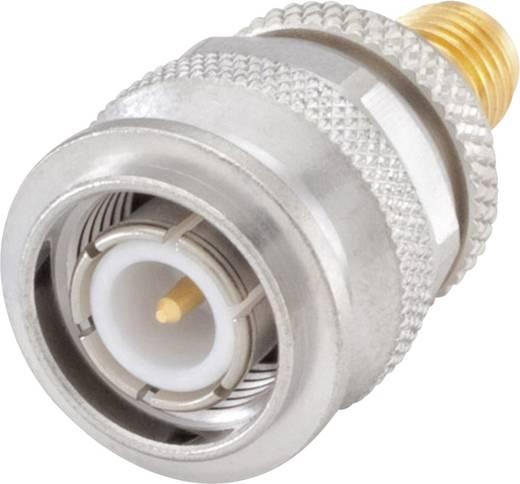 TNC-Adapter TNC-Stecker - SMA-Buchse Rosenberger 56S132-K00L5 1 St.