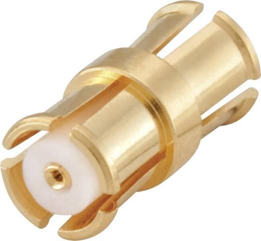SMP-Adapter SMP-Buchse - SMP-Buchse Rosenberger 19K101-K00L5 1 St.