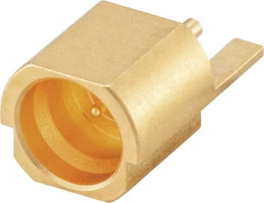 SMP-Steckverbinder Stecker, Einbau horizontal 50 Ω Rosenberger 19S202-40ML5 1 St.