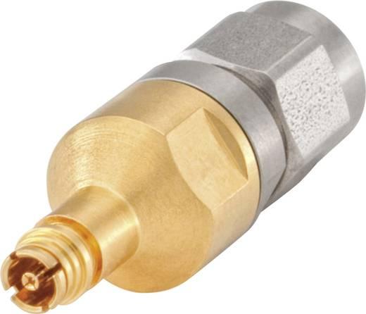 SMP-Adapter SMP-Buchse - SMA-Stecker Rosenberger 19K132-S00D3 1 St.