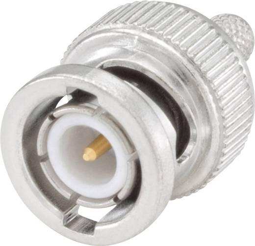 BNC-Steckverbinder Stecker, gerade 50 Ω Rosenberger 51S107-108N5 1 St.