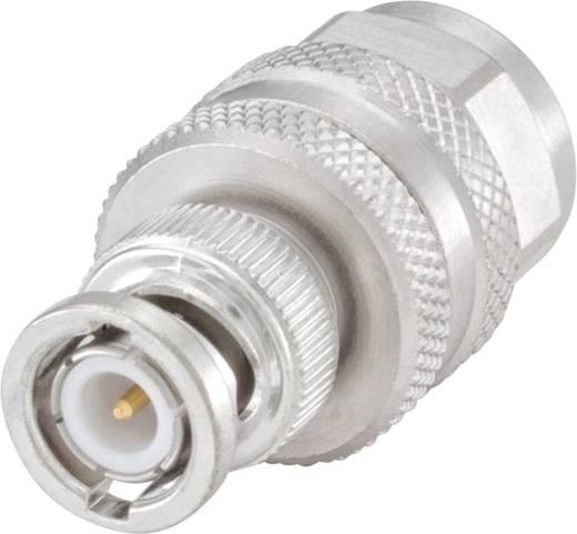 BNC-Adapter BNC-Stecker - N-Stecker Rosenberger 51S153-S00N5 1 St.