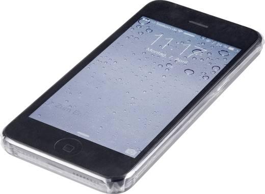 iPhone Outdoorcase Renkforce Waterproof Skin Passend für: Apple iPhone 5, Apple iPhone 5S, Apple iPhone SE, Transparent