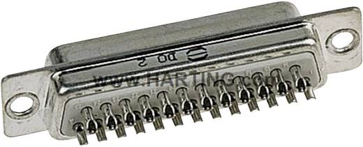 D-SUB Buchsenleiste 180 ° Polzahl: 50 Lötkelch Harting 09 67 250 4704 50 St.