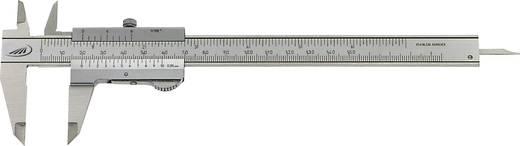 Taschenmessschieber 150 mm Helios Preisser Duo Fix 0190 501 DIN 862 Kalibriert nach ISO