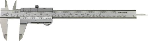 Taschenmessschieber 150 mm Helios Preisser Duo Fix 0190 501 DIN 862