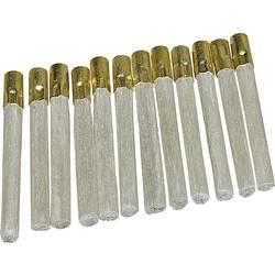 Náhradní skelné kartáčky pro brusnou tužku, Ø 4 mm, 12 ks