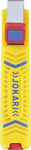 Abisoliermesser Geeignet für Rundkabel 4 bis 16 mm Jokari No 16 Secura 10160