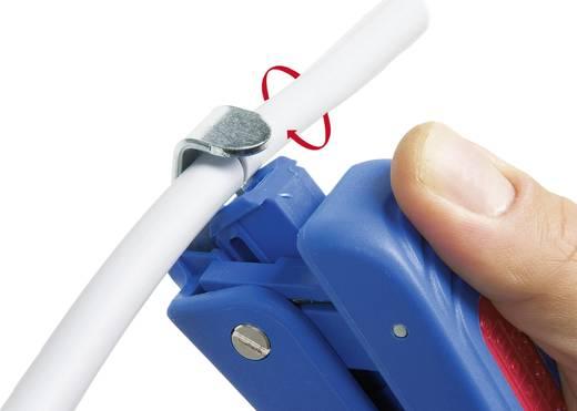 Kabelentmanteler Geeignet für Rundkabel 4 bis 28 mm 0.5 bis 6 mm² WEICON TOOLS Duo-Stripper No. 200 51000200-KD