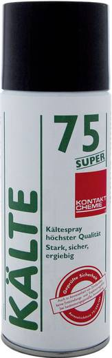 Kältespray nicht brennbar CRC Kontakt Chemie KÄLTE 75 SUPER 33188-AA 200 ml