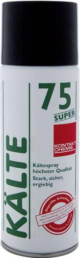 Kältespray nicht brennbar CRC Kontakt Chemie KÄLTE 75 SUPER 33189-AA 400 ml