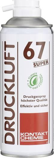Druckgasspray nicht brennbar CRC Kontakt Chemie DRUCKLUFT 67 SUPER 33191-DE 400 ml