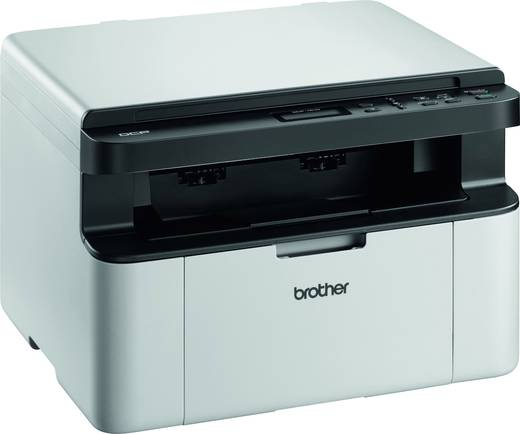 Brother DCP-1510 Monolaser-Multifunktionsdrucker A4 Drucker, Scanner, Kopierer