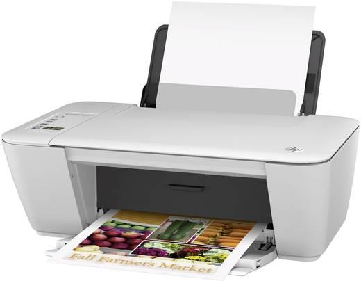 hp deskjet 2540 aio tintenstrahl multifunktionsdrucker a4. Black Bedroom Furniture Sets. Home Design Ideas