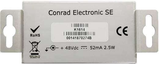 Netzwerkverlängerung C4Line 2-Draht Reichweite (max.): 500 m mit PoE-Funktion 100 MBit/s
