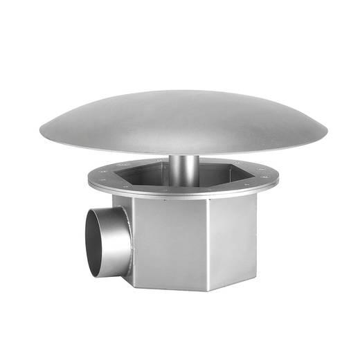 Teichablauf (Ø x H) 450 mm x 310 mm FIAP 2984 1 St.