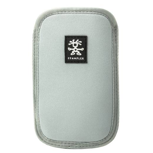 SoftCase Crumpler Smart Condo 70 Silber iPhone (4/4S)