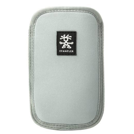 SoftCase Crumpler Smart Condo 80 Silber iPhone (5)