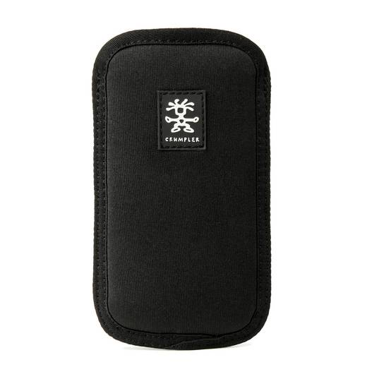 iPhone Case Crumpler Soft Case Smart Condo 80 Passend für: Apple iPhone 4, Apple iPhone 4S, Schwarz