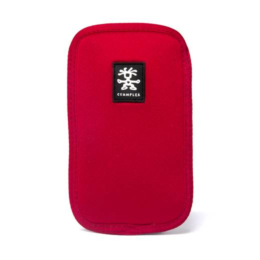 SoftCase Crumpler Smart Condo 80 Rot iPhone (5)