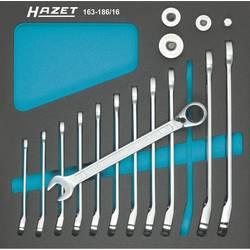 Sada račňových kľúčov Hazet 163-186/16, 8 - 19 mm, 12-dielna