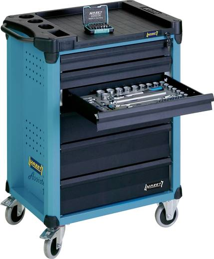 Werkzeug-, Material- und Montagewagen Hazet 178-6