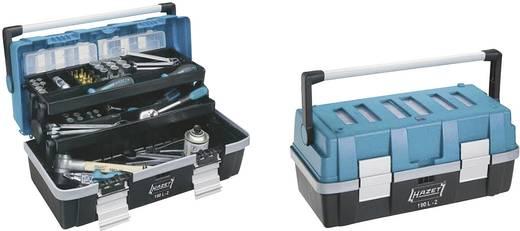 Werkzeugkasten unbestückt Hazet 190L-2 Kunststoff Schwarz, Blau, Silber