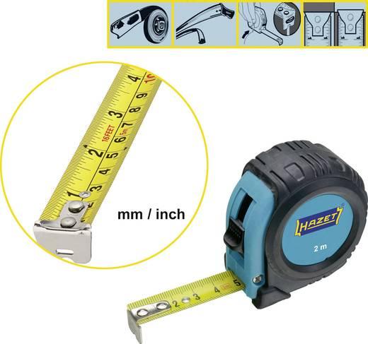 Maßband 3 m Werksstandard (ohne Zertifikat) Stahl Hazet 2154N-3