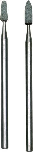 2tlg. Schleifstifte-Set Silizium-Karbid Proxxon Micromot 28 270 Schaft-Ø 2.35 mm