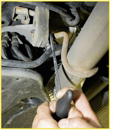 Abgasanlagen-Werkzeug Hazet 4684-1