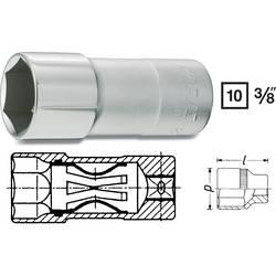 """Nástavec na autosviečky, vonkajší šesťhran Hazet 880KF, 3/8"""" (10 mm), 20.8 mm, chrom-vanadová ocel"""