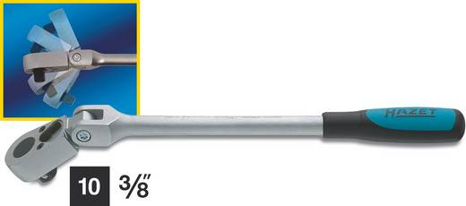 "Gelenkknarre 3/8"" (10 mm) 276 mm Hazet 8816G"