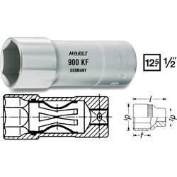 """Nástavec na autosviečky, vonkajší šesťhran Hazet 900KF, 1/2"""" (12.5 mm), 20.8 mm, chrom-vanadová ocel"""