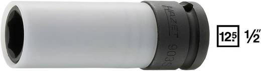 "Außen-Sechskant Kraft-Steckschlüsseleinsatz 15 mm 1/2"" (12.5 mm) Produktabmessung, Länge 85 mm Hazet 903SLG-15"