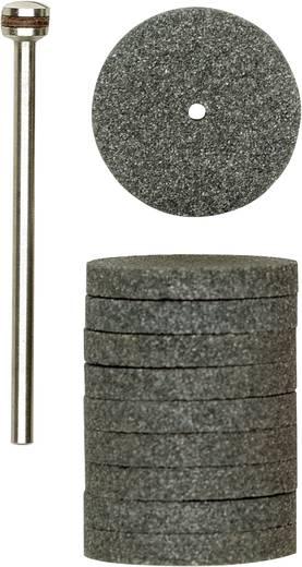 Schleifscheiben-Set aus Silizium-Karbid 11tlg. Proxxon Micromot 28 304 Schaft-Ø 2,35 mm