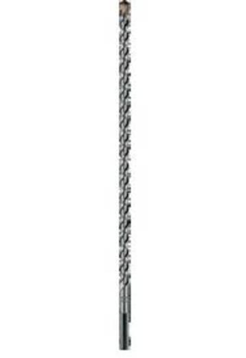 Hartmetall Durchbruchbohrer 10 mm Heller 18002 3 Gesamtlänge 400 mm Zylinderschaft 1 St.