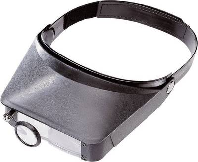 Headband magnifier Magnification: 1.8 x, 2.3 x, 3.7 x, 4.8 x B