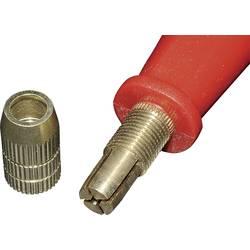 Upínací rukojeť na jehlové pilníky, Ø 2 mm