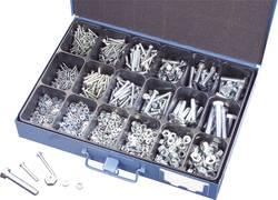 Sada spojovovacího materiálu v ocelovém kufříku, 3000 ks