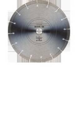 Heller 26714 4 Disque à tronçonner diamanté Eco Cut Universal diamètre 150 mm (emmanchement 22,23)